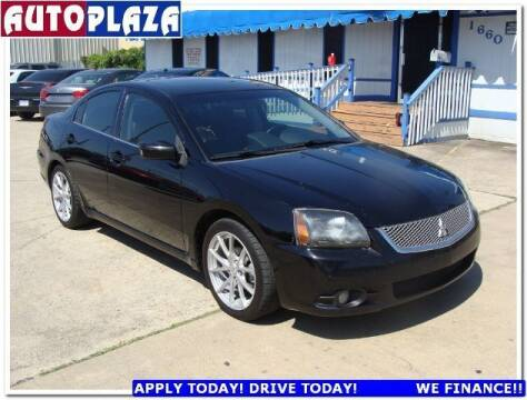 2011 Mitsubishi Galant for sale at Auto Plaza in Irving TX