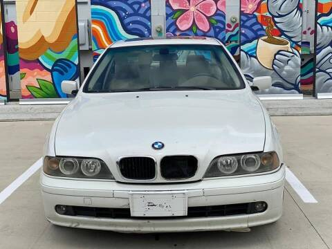 2003 BMW 5 Series for sale at Delta Auto Alliance in Houston TX