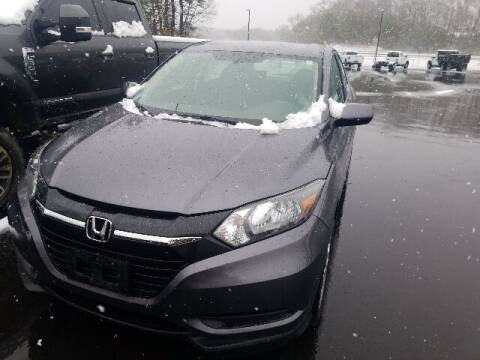 2018 Honda HR-V for sale at BETTER BUYS AUTO INC in East Windsor CT