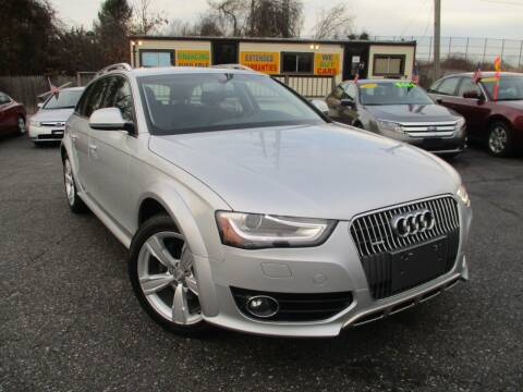 2014 Audi Allroad for sale at Unlimited Auto Sales Inc. in Mount Sinai NY