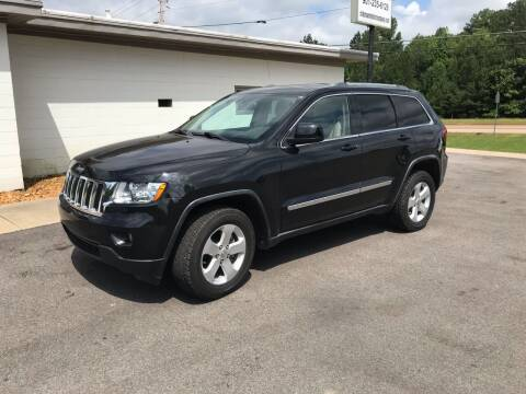 2012 Jeep Grand Cherokee for sale at Rickman Motor Company in Somerville TN