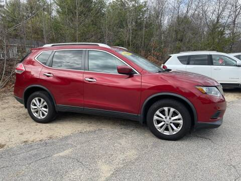 2016 Nissan Rogue for sale at Downeast Auto Inc in South Waterboro ME