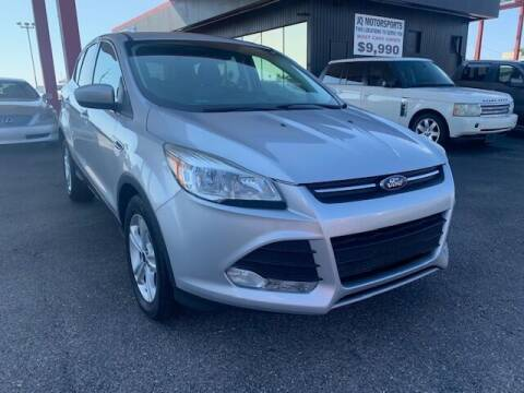 2015 Ford Escape for sale at JQ Motorsports East in Tucson AZ