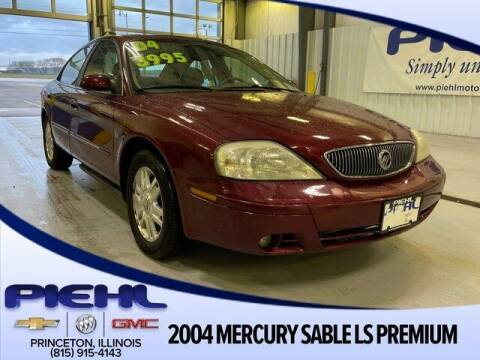 2004 Mercury Sable for sale at Piehl Motors - PIEHL Chevrolet Buick Cadillac in Princeton IL