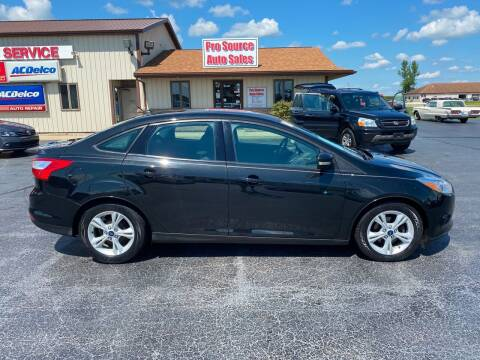 2014 Ford Focus for sale at Pro Source Auto Sales in Otterbein IN