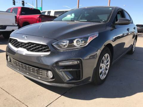 2021 Kia Forte for sale at Town and Country Motors in Mesa AZ