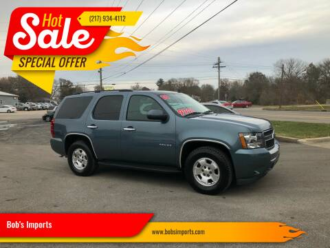 2010 Chevrolet Tahoe for sale at Bob's Imports in Clinton IL