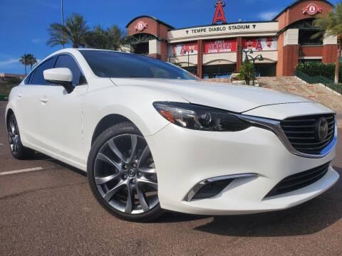 2017 Mazda MAZDA6 for sale at Arizona Auto Resource in Tempe AZ