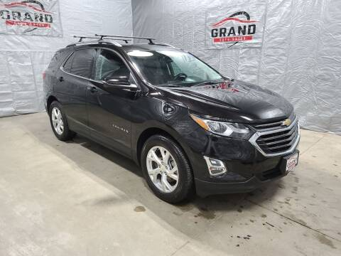 2019 Chevrolet Equinox for sale at GRAND AUTO SALES in Grand Island NE