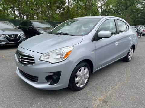 2017 Mitsubishi Mirage G4 for sale at Dream Auto Group in Dumfries VA