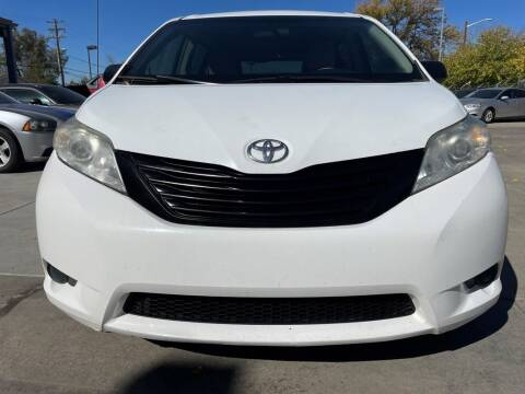 2011 Toyota Sienna for sale at Global Automotive Imports in Denver CO