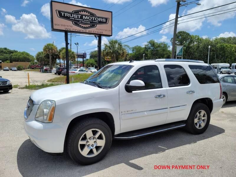 2007 GMC Yukon for sale at Trust Motors in Jacksonville FL