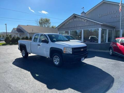 2009 Chevrolet Silverado 1500 for sale at Empire Alliance Inc. in West Coxsackie NY