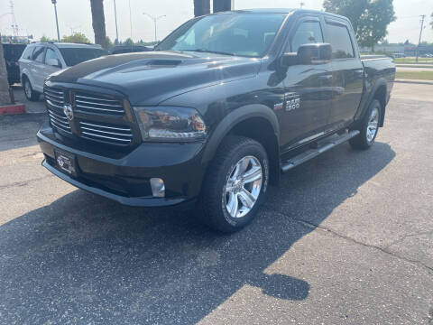 2015 RAM Ram Pickup 1500 for sale at Atlas Auto in Grand Forks ND