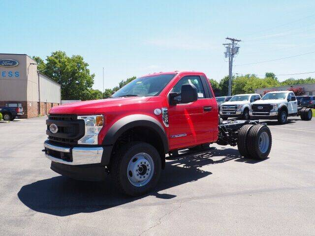 2021 Ford F-600 Super Duty for sale in Mercer, PA