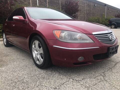 2008 Acura RL for sale at Classic Motor Group in Cleveland OH
