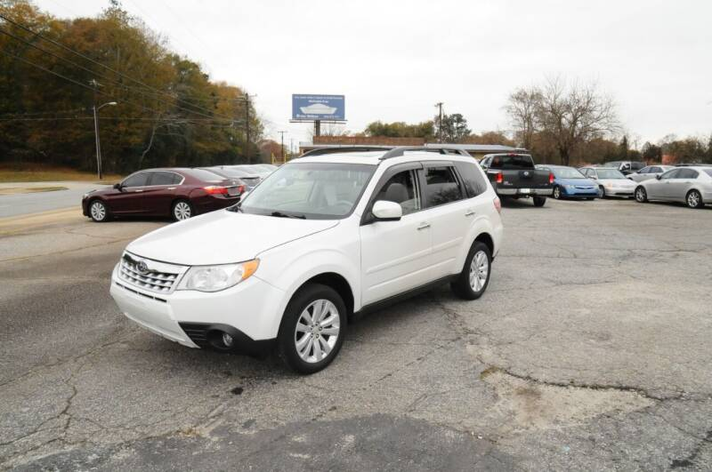 2012 Subaru Forester for sale at RICHARDSON MOTORS USED CARS - Buy Here Pay Here in Anderson SC