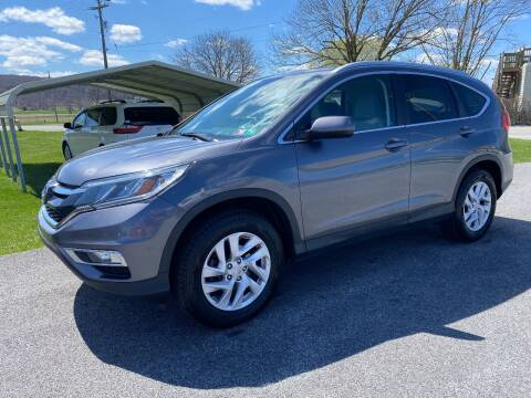 2015 Honda CR-V for sale at Finish Line Auto Sales in Thomasville PA