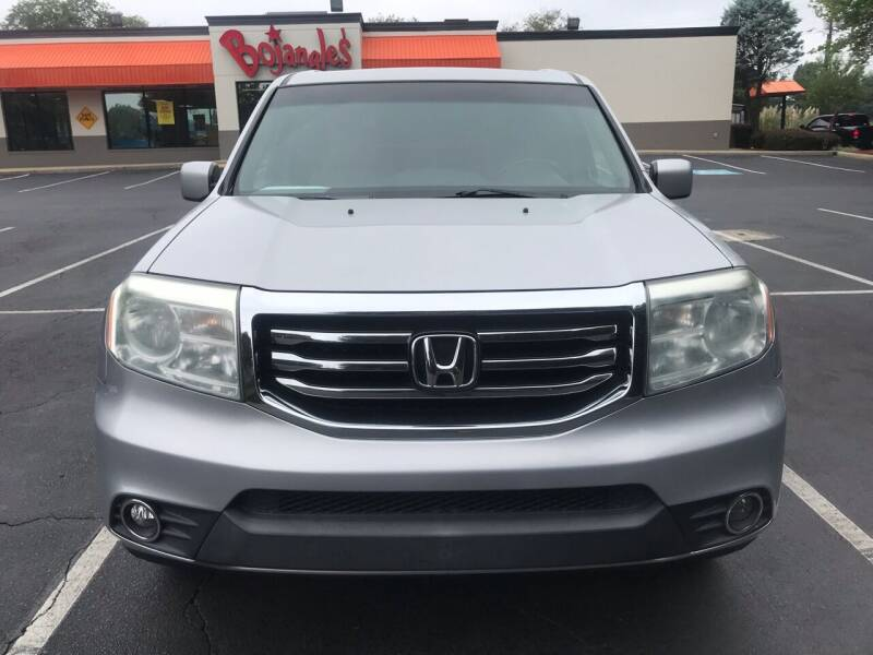 2012 Honda Pilot for sale at Eastern Auto Sales NC in Charlotte NC
