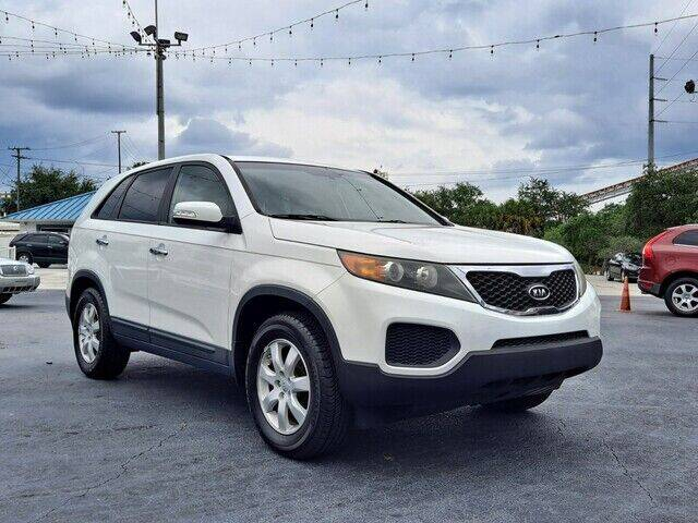 2012 Kia Sorento for sale at Select Autos Inc in Fort Pierce FL