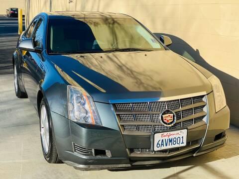 2008 Cadillac CTS for sale at Auto Zoom 916 in Rancho Cordova CA