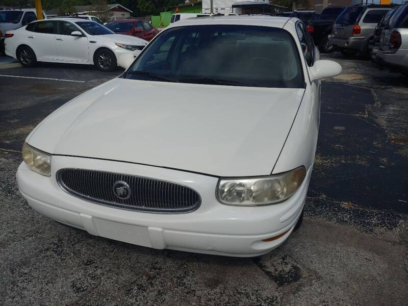 2005 Buick LeSabre for sale at Autos by Tom in Largo FL