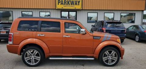 2011 Dodge Nitro for sale at Parkway Motors in Springfield IL