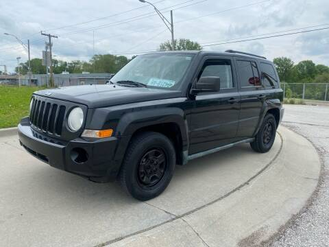 2008 Jeep Patriot for sale at Xtreme Auto Mart LLC in Kansas City MO