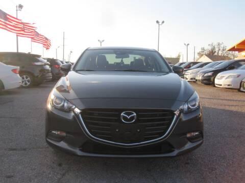 2018 Mazda MAZDA3 for sale at T & D Motor Company in Bethany OK