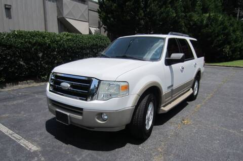 2007 Ford Expedition for sale at Key Auto Center in Marietta GA