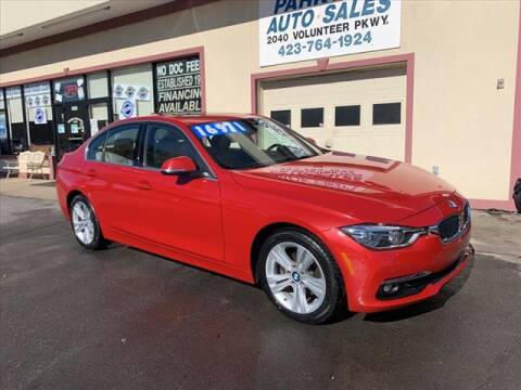 2016 BMW 3 Series for sale at PARKWAY AUTO SALES OF BRISTOL in Bristol TN