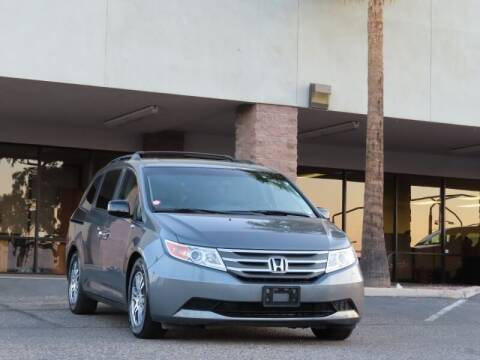 2012 Honda Odyssey for sale at Jay Auto Sales in Tucson AZ