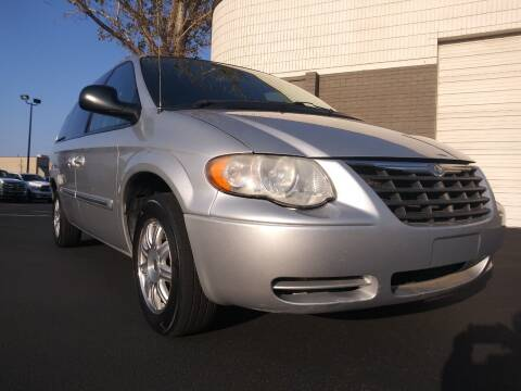 2007 Chrysler Town and Country for sale at AUTOMOTIVE SOLUTIONS in Salt Lake City UT