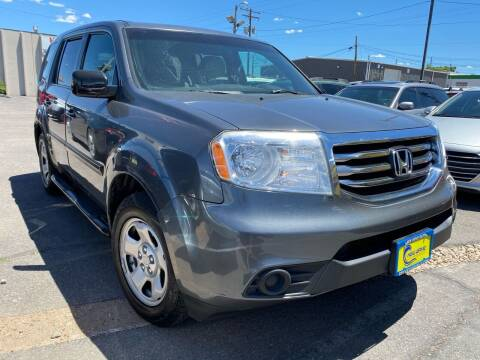 2012 Honda Pilot for sale at New Wave Auto Brokers & Sales in Denver CO