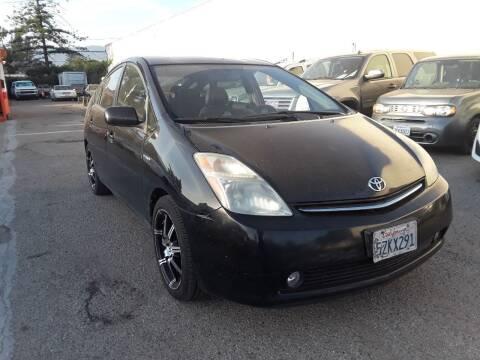 2007 Toyota Prius for sale at Goleta Motors in Goleta CA