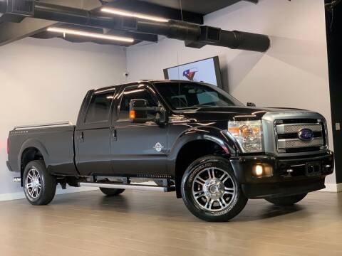 2014 Ford F-350 Super Duty for sale at TX Auto Group in Houston TX