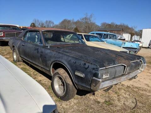1968 Mercury Cougar for sale at Classic Cars of South Carolina in Gray Court SC
