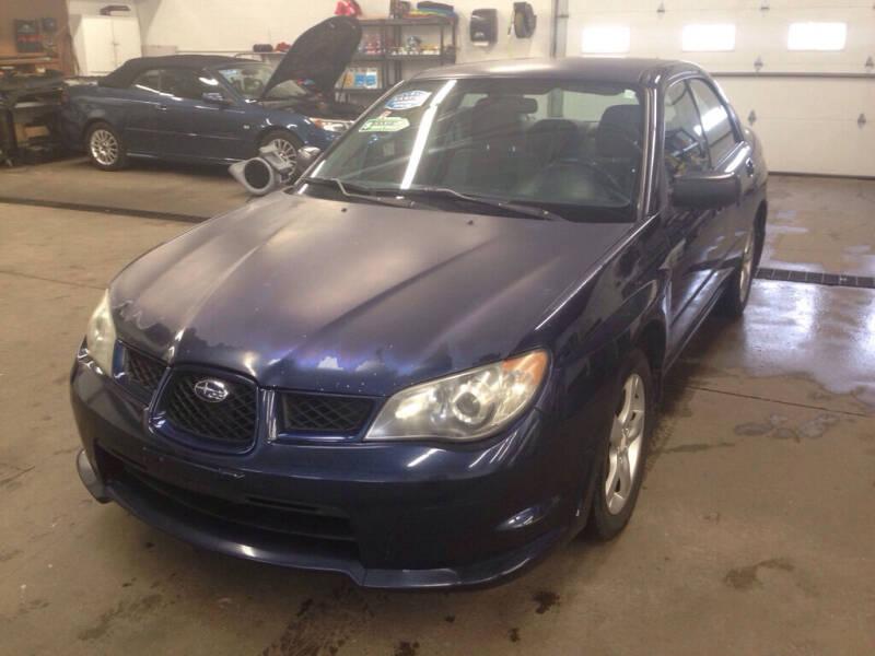 2006 Subaru Impreza for sale at MR Auto Sales Inc. in Eastlake OH