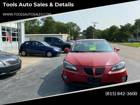 2008 Pontiac Grand Prix for sale at Tools Auto Sales & Details in Pontiac IL