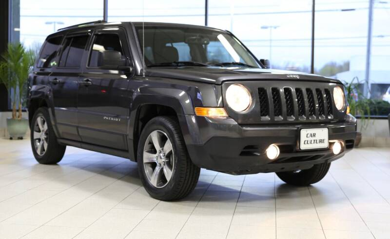 2015 Jeep Patriot for sale at Car Culture in Warren OH