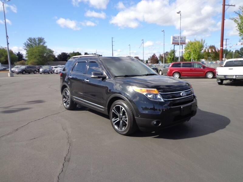 2011 Ford Explorer for sale at New Deal Used Cars in Spokane Valley WA