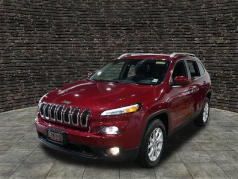 2016 Jeep Cherokee for sale at Montclair Motor Car in Montclair NJ