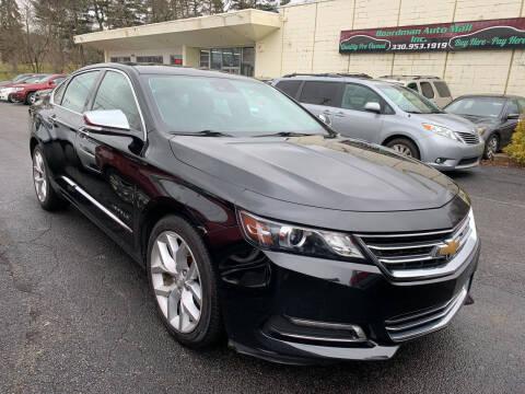 2015 Chevrolet Impala for sale at Boardman Auto Mall in Boardman OH