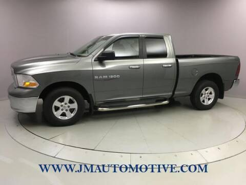 2012 RAM Ram Pickup 1500 for sale at J & M Automotive in Naugatuck CT