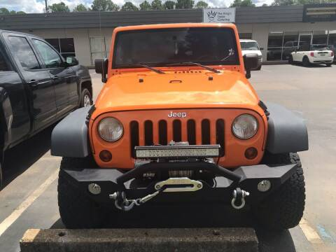 2012 Jeep Wrangler Unlimited for sale at Wholesale Auto Plus, LLP. in Montgomery AL