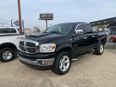 2008 Dodge Ram Pickup 1500 for sale at Cars To Go in Lafayette IN