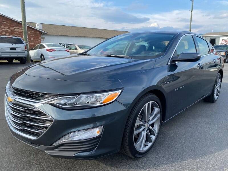 2020 Chevrolet Malibu for sale at Modern Automotive in Boiling Springs SC