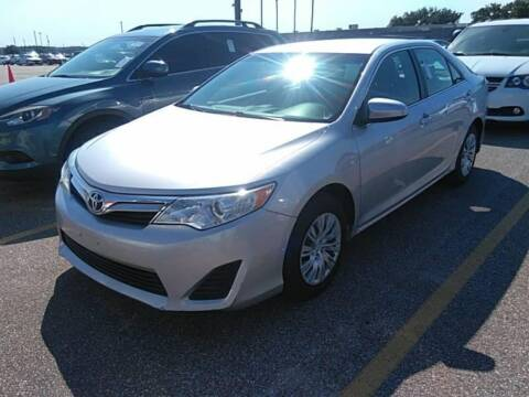 2014 Toyota Camry for sale at KAYALAR MOTORS in Houston TX