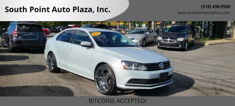 2017 Volkswagen Jetta for sale at South Point Auto Plaza, Inc. in Albany NY