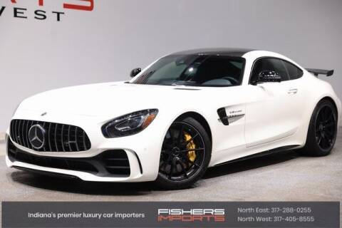 2018 Mercedes-Benz AMG GT for sale at Fishers Imports in Fishers IN